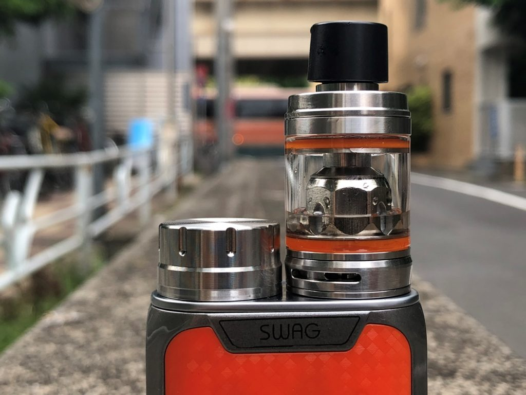 SWAG 80W Mod Kitスターターキット