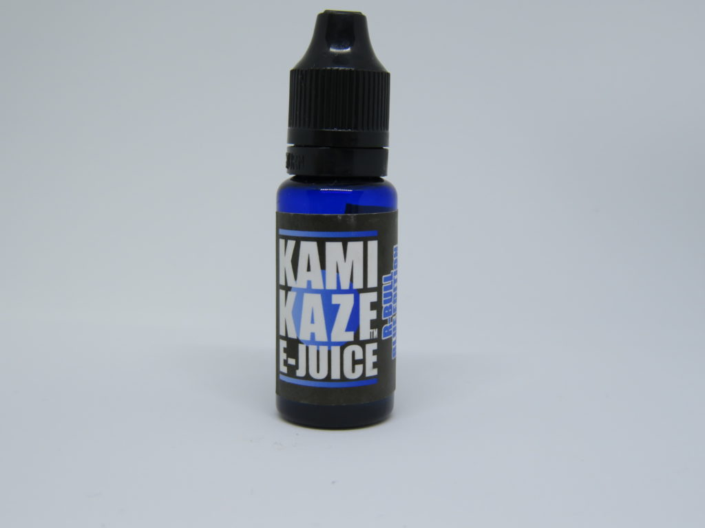 【KAMIKAZE E-JUICE】R-BULL BLUE EDITION