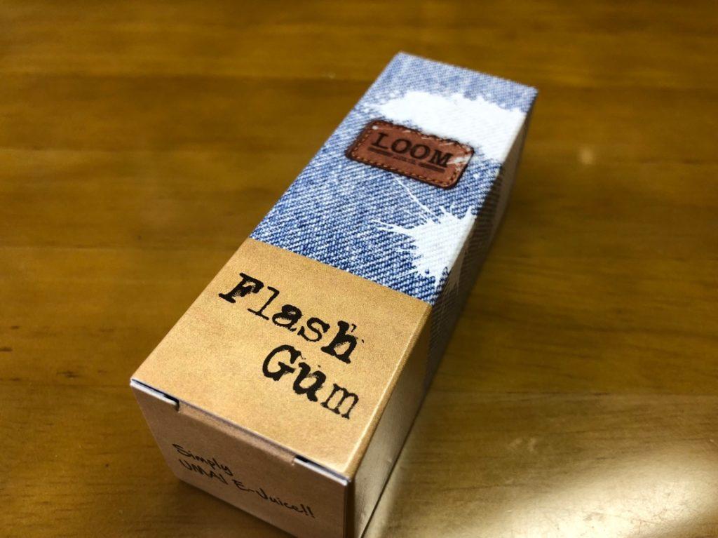 【LOOM TOKYO】FLASH GUM(フラッシュガム)リキッド