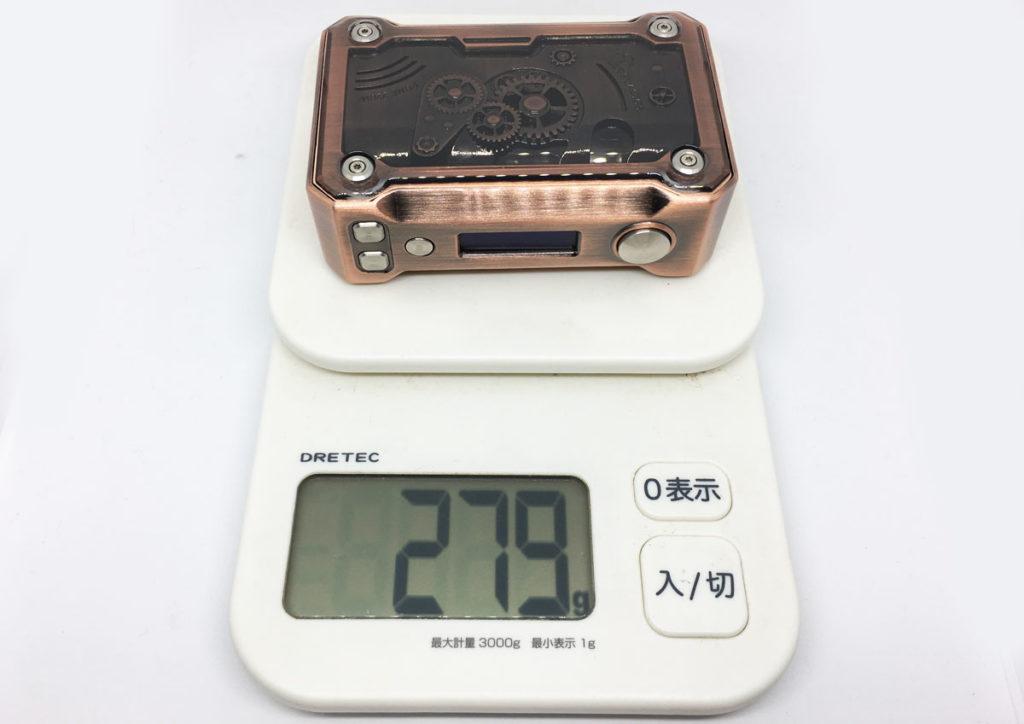 【TESLACIGS】PUNK 220w(パンク)