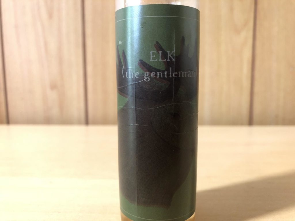 【BaksLiquidLab.】ELK (the gentleman)