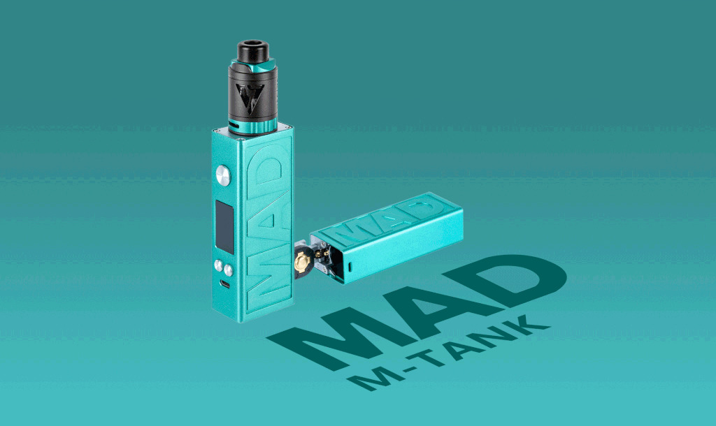 DESIRE MAD MOD 108W TC KIT with M TANK