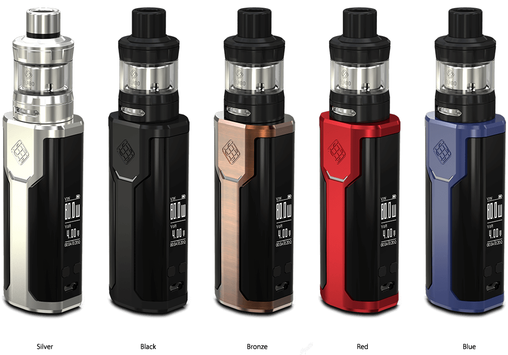 WISMEC SINUOUS P80 ELABO mini ウィズメック