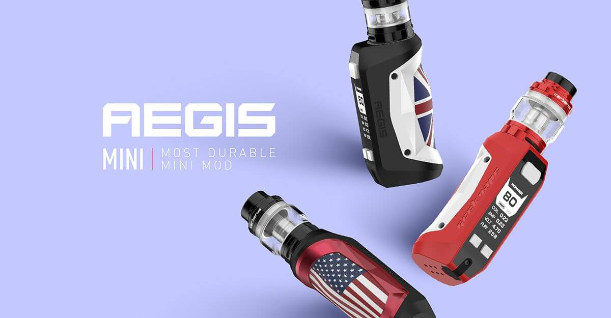Geekvape Aegis Mini 80W TC Kit