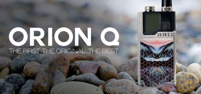 LOST VAPE 「ORION Q」 (オリオンQ クエスト)
