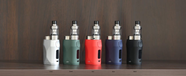 Eleaf istick Pico X with MELO 4 D22
