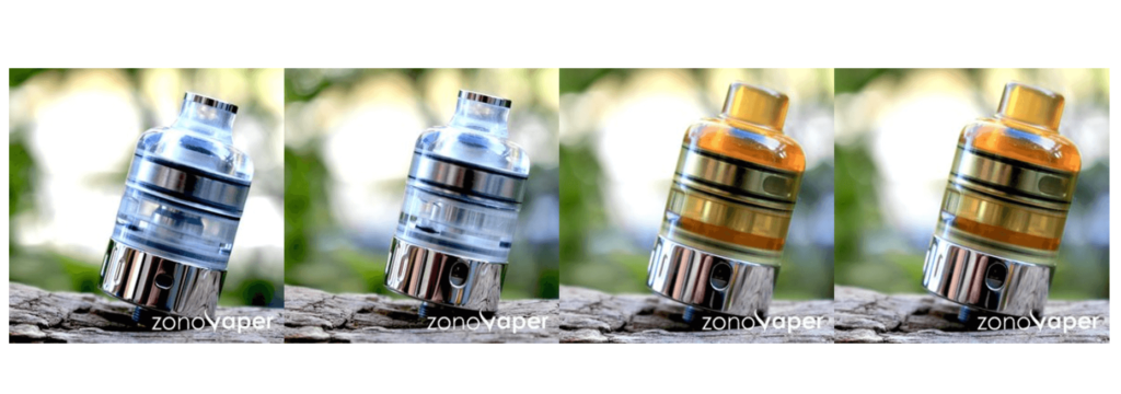 【HASSAR VAPES】PROJECT X LIGHT RTA