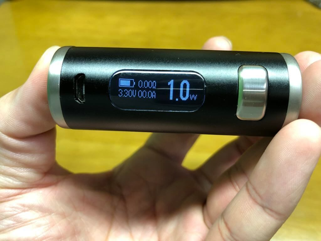 iStick Pico 21700 with ELLO (Eleaf)