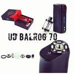 テクニカルMODBalrog 70w TC mod Starter kitの商品写真3枚目