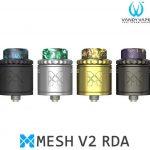 RBA(RDA・RTA・RDTA)MESH V2 RDAの商品写真3枚目