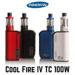 テクニカルMODThe CoolFire IV TC 100(クール ファイヤー 4 ティーシー100)Starter kitの商品写真3枚目