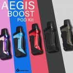 テクニカルMODAegis Boost Pod Kitの商品写真3枚目
