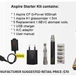 テクニカルMODAspire(アスパイア)Starter kitの商品写真4枚目