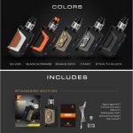 テクニカルMODAEGIS Legend Kitの商品写真5枚目