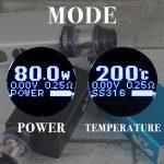 テクニカルMODOni Edition 80W Complete Kit(オニ エディション80Wコンプリートキット)の商品写真7枚目