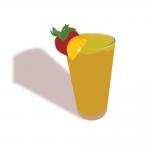 リキッドSunshine Smoothie(サンシャインスムージー) Captivapeの商品写真1枚目