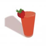 メンソール・ミント系Strawberry Cooler(ストロベリークーラー) Captivapeの商品写真1枚目