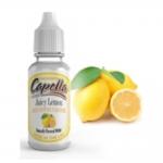 リキッドJuicy Lemon(ジューシーレモン) Capellaの商品写真1枚目