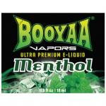 メンソール・ミント系Menthol(メンソール)‐Booyaaの商品写真1枚目