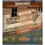 メンソール・ミント系Spearmint(スペアミント)の商品写真1枚目