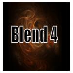 タバコ系BLEND4(ブレンド4)の商品写真1枚目