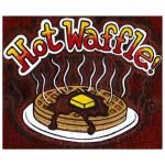 スイーツ系HOT WAFFLE!(ホットワッフル!)の商品写真1枚目