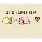 スイーツ系LEMON LOVES CAKE(レモンラバーズケーキ)の商品写真1枚目